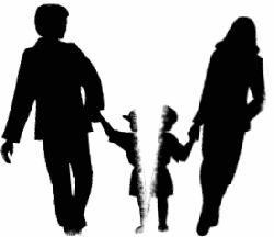essays on how divorce affects children
