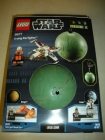Nov� LEGO Star Wars 9677 Hv�zdn� st�ha�ka