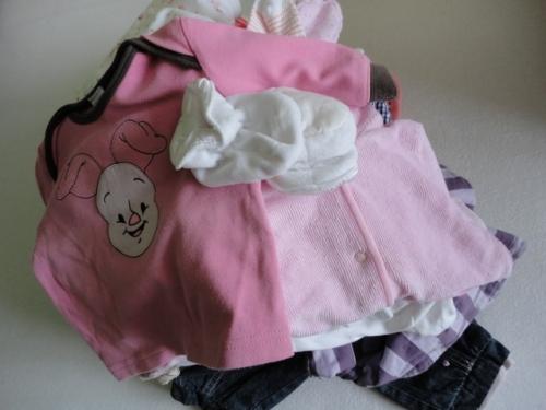 ***Nový vkládek, krásné oblečky pro vaši princezničku!***