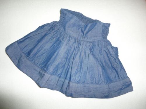 Frajerská sukýnečka RESERVED, vel. 6-9 měsíců
