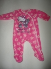 Kr�sn� fleec over�lek GEORGE s HELLO KITTY, vel. 0-3 m�s�ce