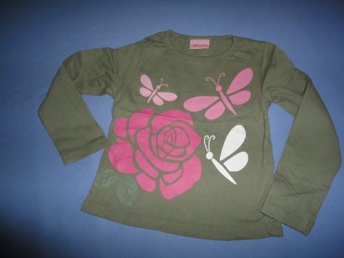 Krásné triko CHEROKEE, vel. 1-1,5 roku