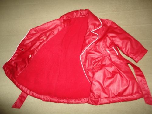 Luxusní kabátek MATALAN RETAIL, vel. 3-6 měsíců