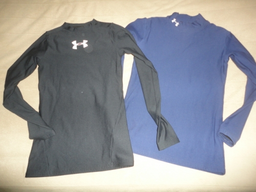 Funkční triko UNDER ARMOUR, vel. 8-10 let, kus od